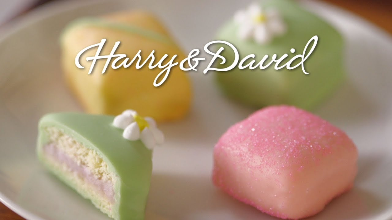 recipe: harry and david petit fours [1]