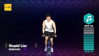 [T-CYCLING] 스피닝 안무 Stupid Liar - 빅뱅 (BIGBANG)