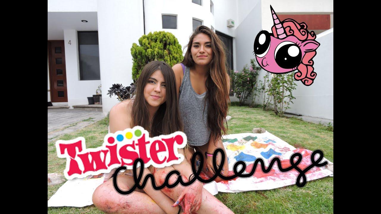 Extreme Twister Challenge - CarlyJai - YouTube