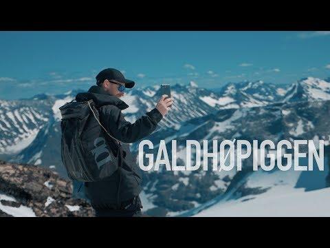 EPIC MOUNTAIN TRIP - GALDHØPIGGEN