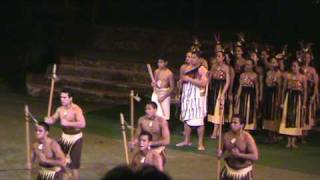 "Show ""Ha Breath of Life"", Polynesian Cultural Center, Part 4"