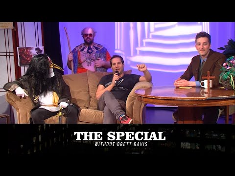 Seth Herzog Befriends The Grand Inquisitor On The Special Without Brett Davis