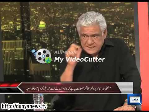 Om Puri full interview in Pakistan