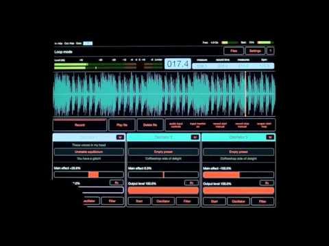 FieldScaper - Sound warp field recorder and scape constructor overview