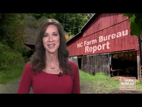 NC Farm Bureau Report for Oct, 9, 2020