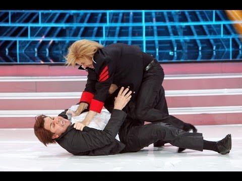 Tu Cara Me Suena - Florentino Fernández y Santiago Segura se pegan