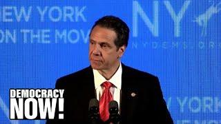 New York Candidates Zephyr Teachout, Randy Credico, Tim Wu on Challenging Cuomo & Money in Politics
