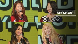 [MelOn Premiere Showcase] SISTAR(씨스타) _ SHAKE IT & 4 other songs(외 4곡) [ENG/JPN/CHN SUB]