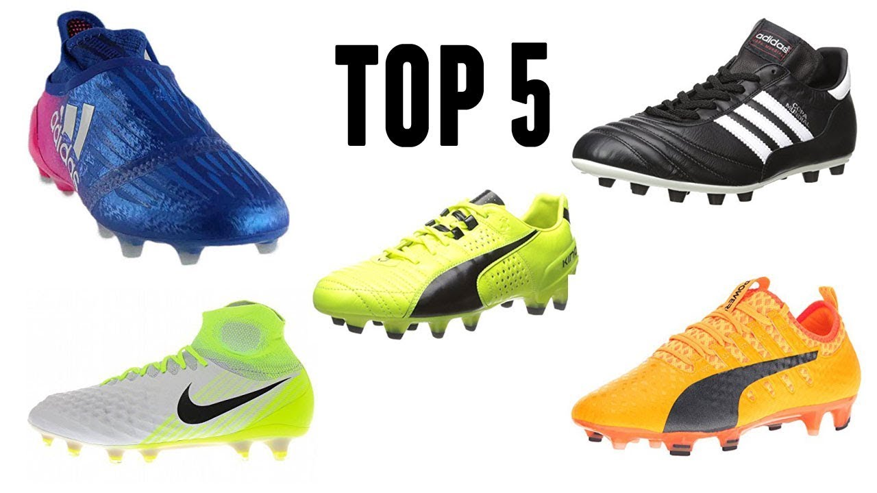 dc88293c4 Top 5 Best Soccer Cleats for Wide Feet 2018 - YouTube