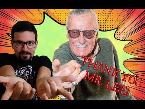 "10+1 ""Stan"" Facts που ίσως δεν γνωρίζατε για τον θρύλο της Marvel!"
