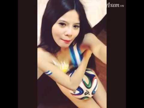Beautiful Vietnamese college student in Vietnam