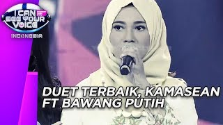 Gambar cover Duet Terbaik!! Kamasean feat BAWANG PUTIH SIAPKAH KU TUK JATUH CINTA LAGI - Best of ICSYV