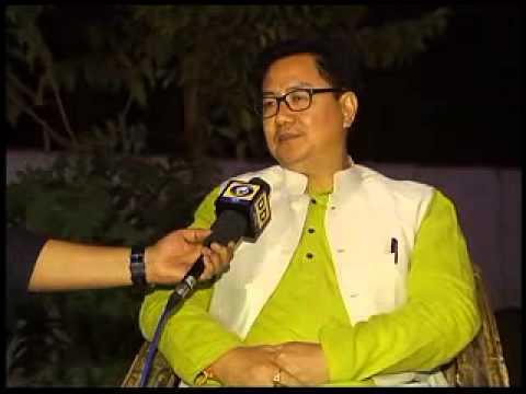Interview with Kiren Rijiju (Hindi)