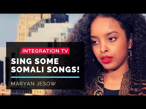 Singing traditional songs with Maryan Jesow