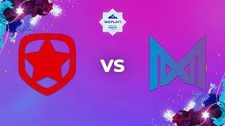 Gambit vs Nigma - Map1 | Eu-VODs | WePlay! Bukovel Minor 2020