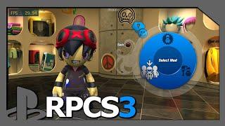 PS3 Emulator | RPCS3 v0.0.5 | LLVM-Vulkan | ModNation Racers-Demo | i5-8500 | WIP | #1