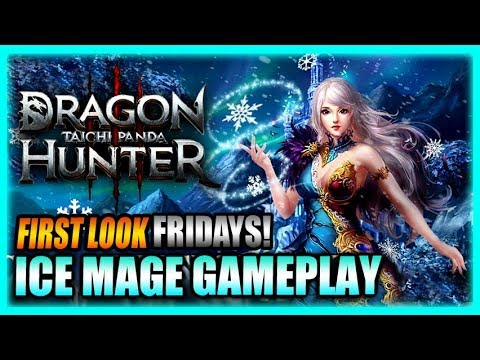 Open World PVP/PVE MMORPG - Dragon Hunter Taichi Panda 3 First Look Gameplay Review Part 1