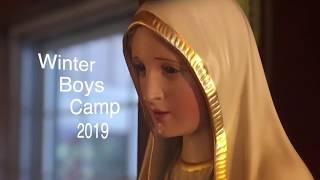Boys Program -Winter Camp 2019