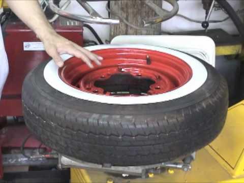 "14/"" Red White Wall Portawall Tire insert Trim set of4."