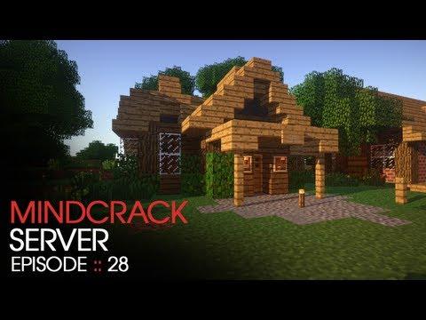 "Minecraft :: Mindcrack Server - Episode 28 :: ""Bdubs Building Co."""