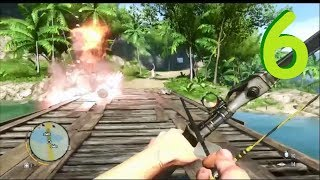 Far Cry 3 Funny Moments 6 - Flamethrower Fun!