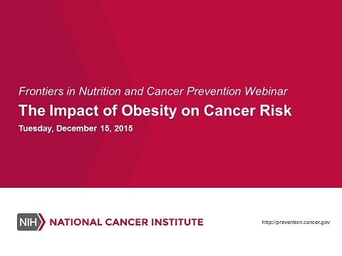 The Impact of Obesity on Cancer Risk