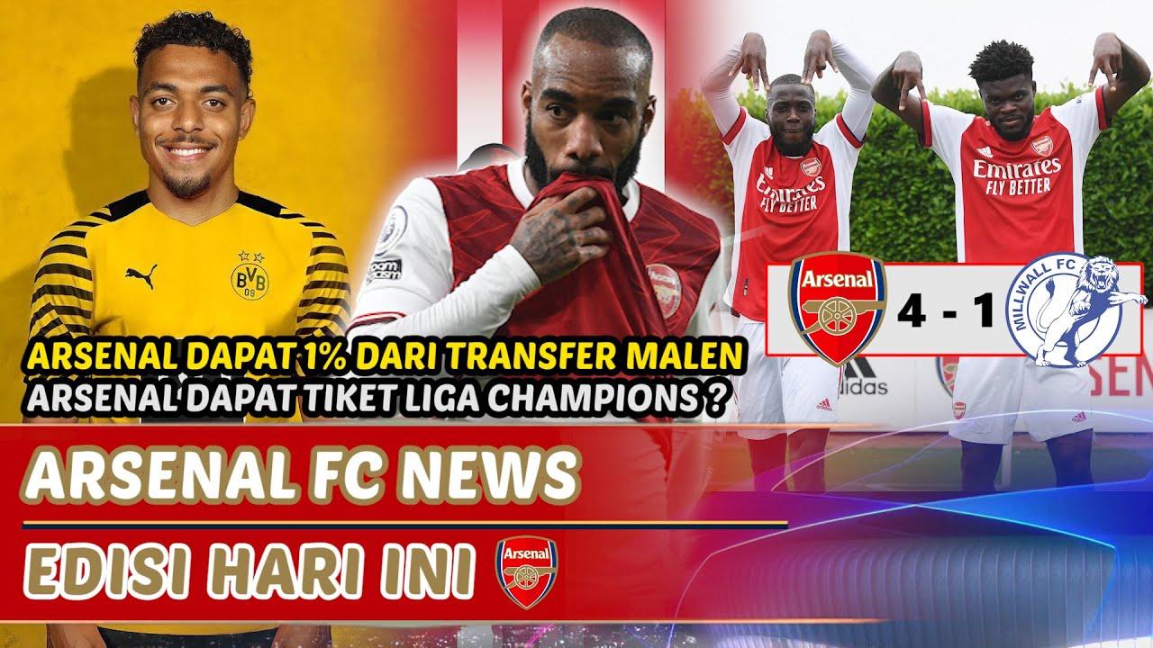 Kesalahan lagi lepas Donyell Malen😪Arsenal bisa masuk UCL📢Penjualan Laca menentukan💷 Berita Arsenal