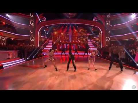 Sophia Lucia @ Dancing with the Stars with Jacoby Jones & Karina Smirnoff, Episode #301