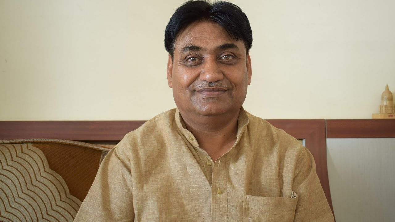 Interview with Govind Singh Dotasara ( गोविन्द सिंह ...
