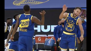 These Steph Curry Celebrations Are Priceless