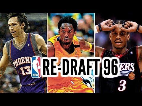1996 NBA Re-Draft