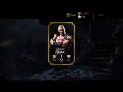 Mortal Kombat X Mobile 1.8/ All Early Access Packs Opening