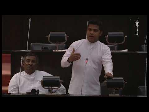 Dr. Nalinda Jayathissa speaks on Ministry of Health 04.12.2017