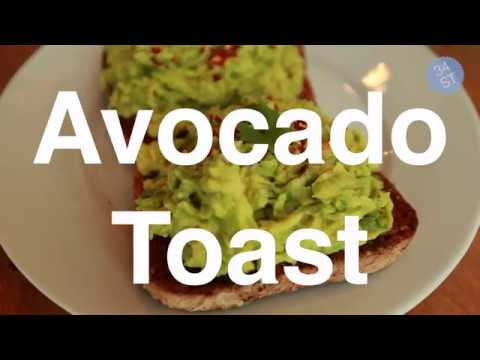Five Easy Breakfasts To Stop Wasting Money On: Avocado Toast