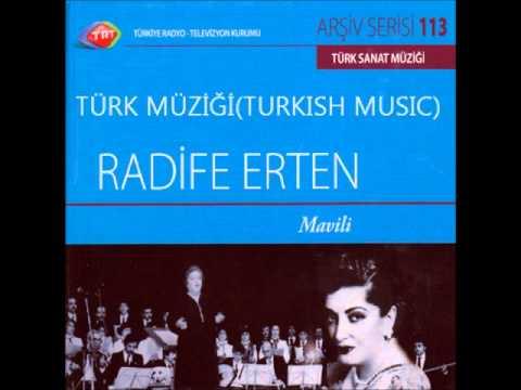 Radife Erten - Mavili