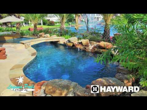 Laguna Pools, Katy Texas Pool Builder