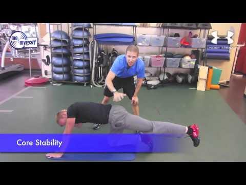 Golf specific Training with Brett Kilkka