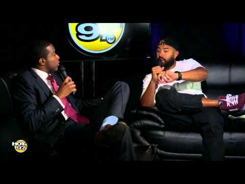 Real Estate Mogul Jay Morrison Talks Community w/Hot 97 [Attitude, Ownership, Appearence]