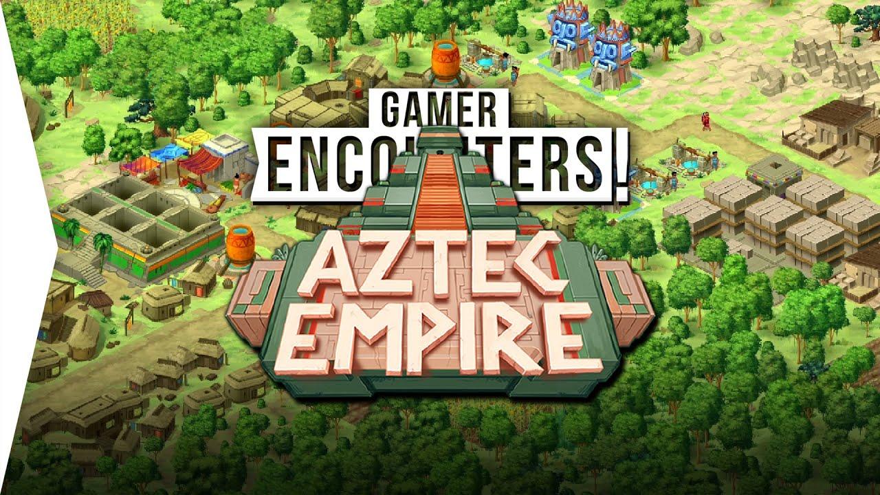 Aztec Empire New City Building Game Like Caesar Iii Pharaoh