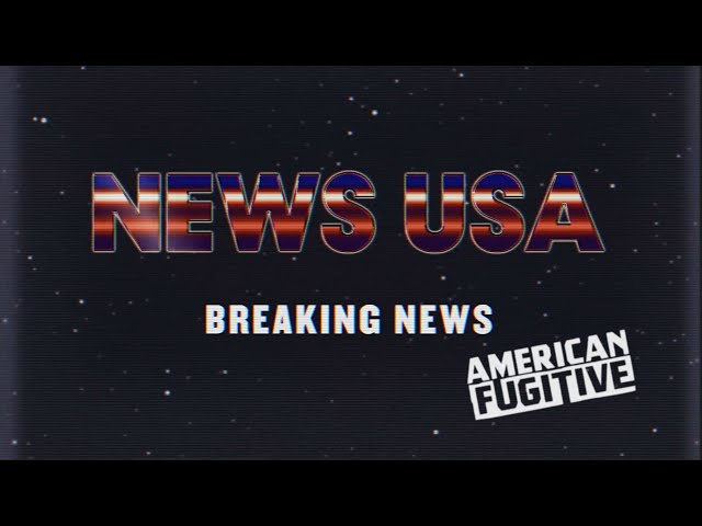 American Fugitive - Official Launch Trailer