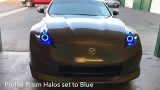 Nissan 370Z Nismo Edition Features: -Dual Profile Prism Halos -3ch ...