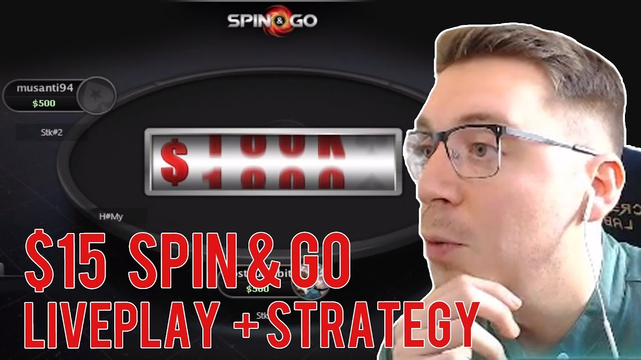 Spin And Go Strategy