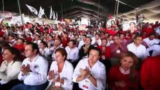 Enrique Peña Nieto - Nezahualcóyotl, Estado de México
