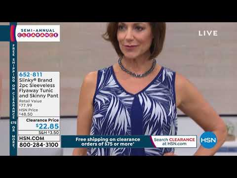 HSN | Slinky Brand Fashion Clearance . http://bit.ly/379nlpx