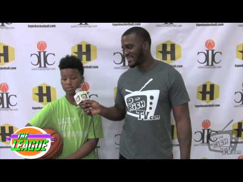 """Wesley Yates """"The League Finals"""" Interview"""