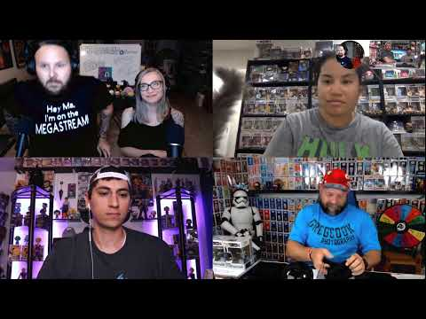 SDCC 2019 MEGASTREAM - Sponsored by Shumi Nation