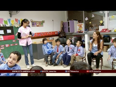 Argentina's First Bilingual Spanish-Mandarin School