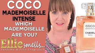 Chanel Coco Mademoiselle Intense Which Mademoiselle Are You?