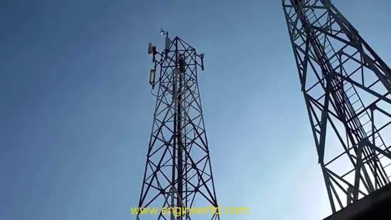 Antenna Powerbeam M5 400 Installation Work Youtube Power Beam Pbe