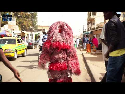 Gambia - the smiling coast of Africa